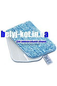 БК+ Насадка для универсальной уборки(Швейцария) голубая