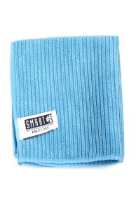 Салфетка Ребристая(голубая) Тряпка Смарт