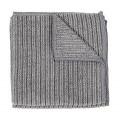 Комплект салфеток(2шт) Ребристых 24на24 см(серый) Фирма smart