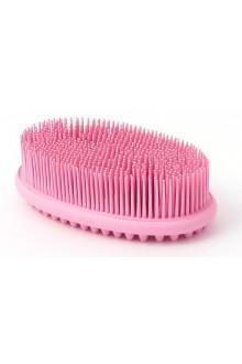 Щетка душ массаж Розовая