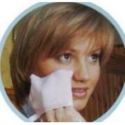 Мини-варежка «Косметическая» 10 x 10